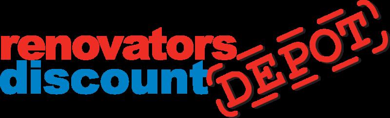 Renovators Discount Depot Logo